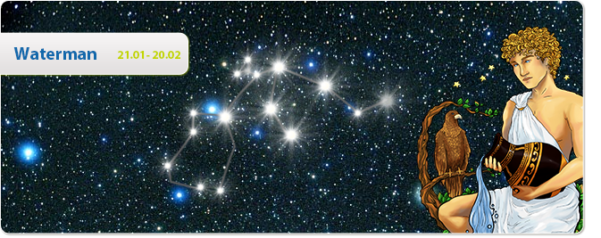 Waterman - Gratis horoscoop van 17 oktober 2019 paragnosten